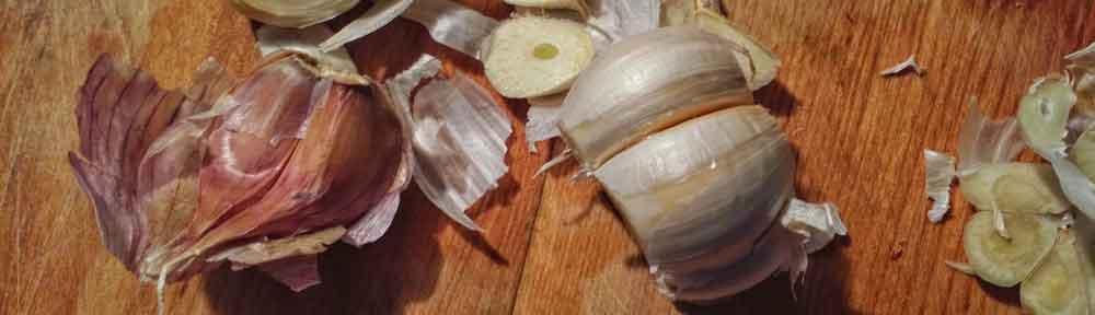 Missing Garlic Found